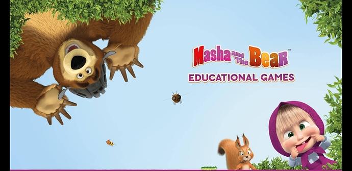 Screenshot_20200317-143222_Masha and the Bear Educational Games
